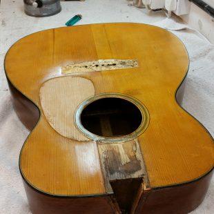 vintage 000-18 repair